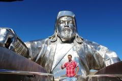 Mongolsko - Genghis Khan