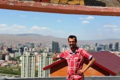 Hl. mesto Mongolska Ulaanbaatar