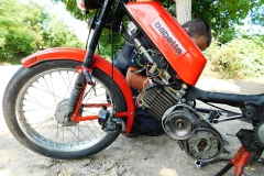 09 Bulharsko menenie motora