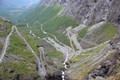 18 - Trollstigen - Trolia cesta