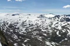 27 - Dalshniba, vyhliadka, Nórsko