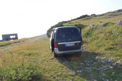 31 - Ráno na vrchu Gola Plješavica