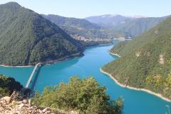 37 - Pivské jazero, Čierna hora