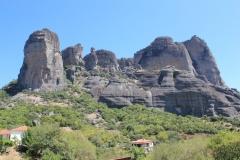 47 - Pohorie Meteora, Grécko