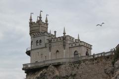 62 - Lastovičie hniezdo - Yalta, Krym