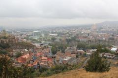 66 - Výhľad na hl. mesto Tbilisi